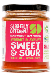 SLIGHTLY DIFFERENT Sweet & Sour (260g)