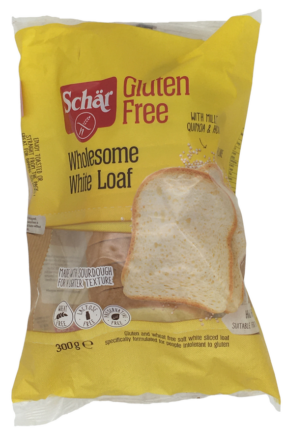 SCHAR Gluten Free Wholesome White Loaf (300g)