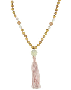 Goddess in Bloom Mala