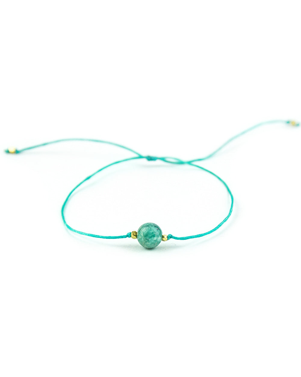 .... Türkises Everyday Companion Armband mit Amazonit .. Turquoise Everyday Companion Bracelet with Amazonite ....