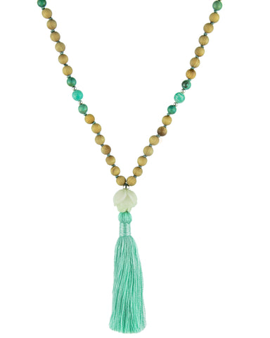 Purpose in Bloom Mala