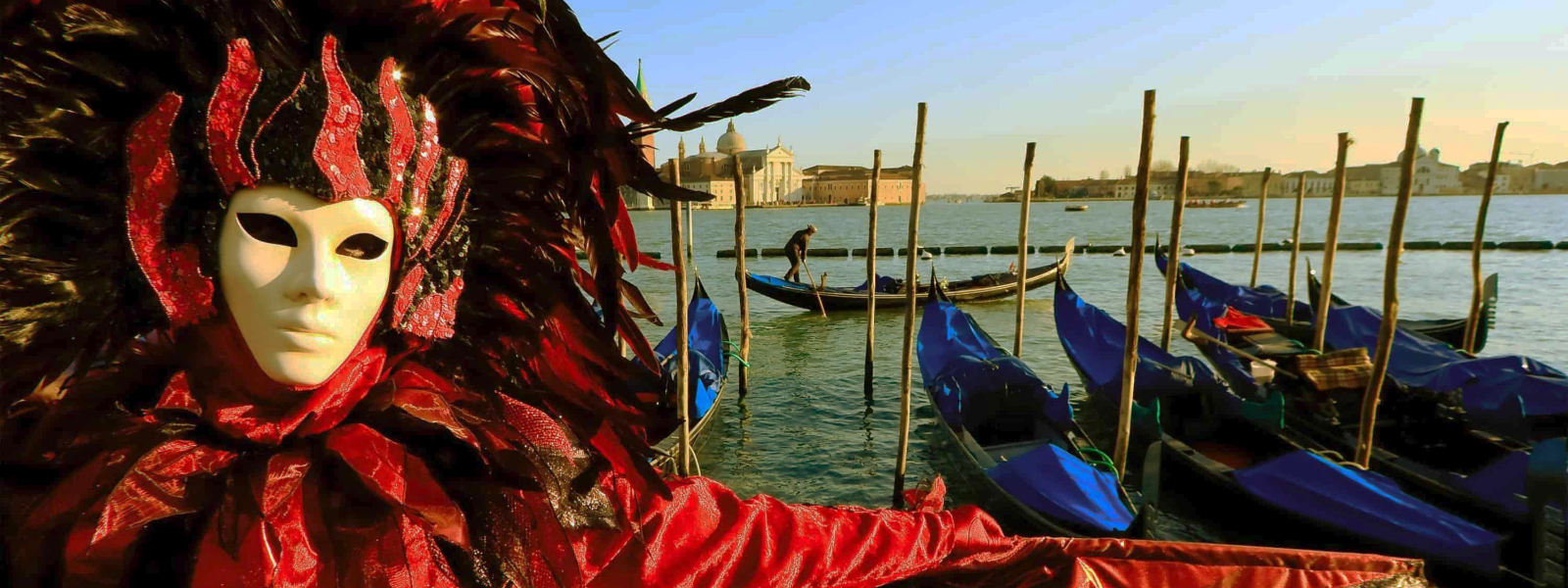 Venetian Carnival, the most famous event in Venice