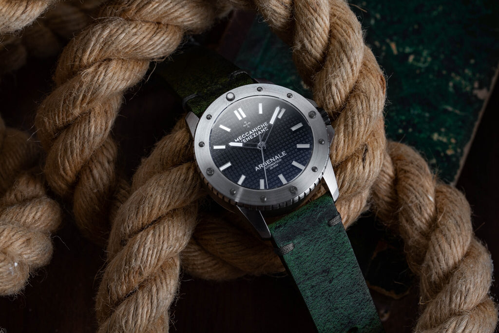 Arsenale Automatic Diver Watch | Meccaniche Veneziane