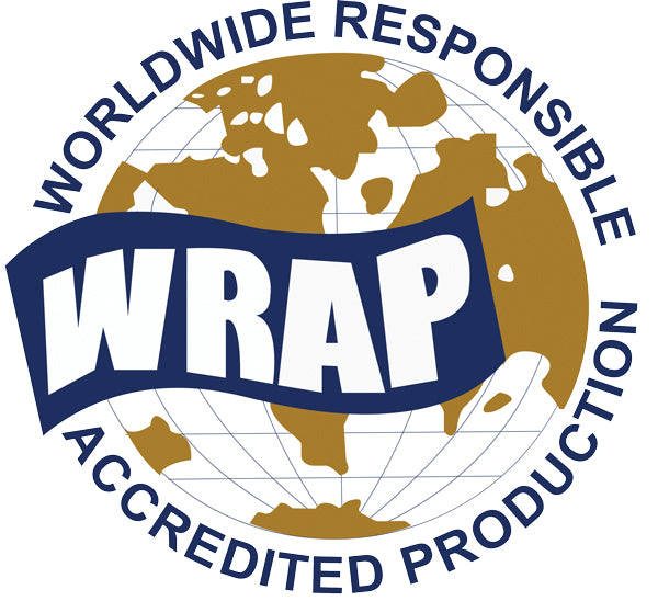 Certification WRAP - Production de textile éthique et responsable - Stillfrench