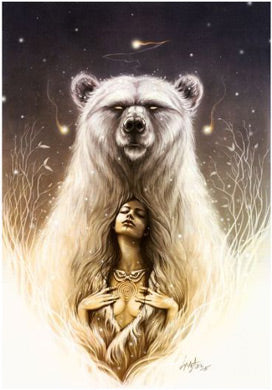 Animal Totem Ours