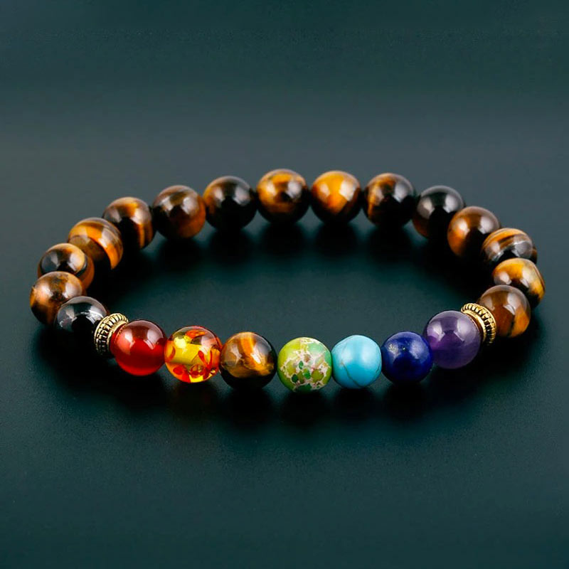 Bracelet 7 Chakras Protection