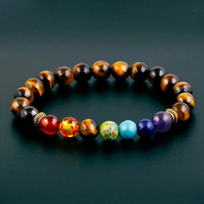 Bracelet 7 Chakras - Protection