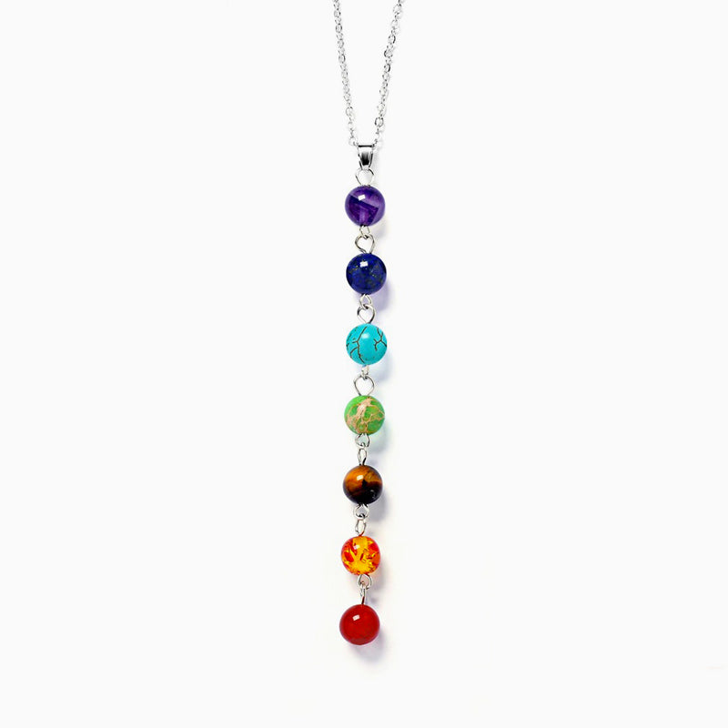 Collier 7 Chakras - Boutique Namaste