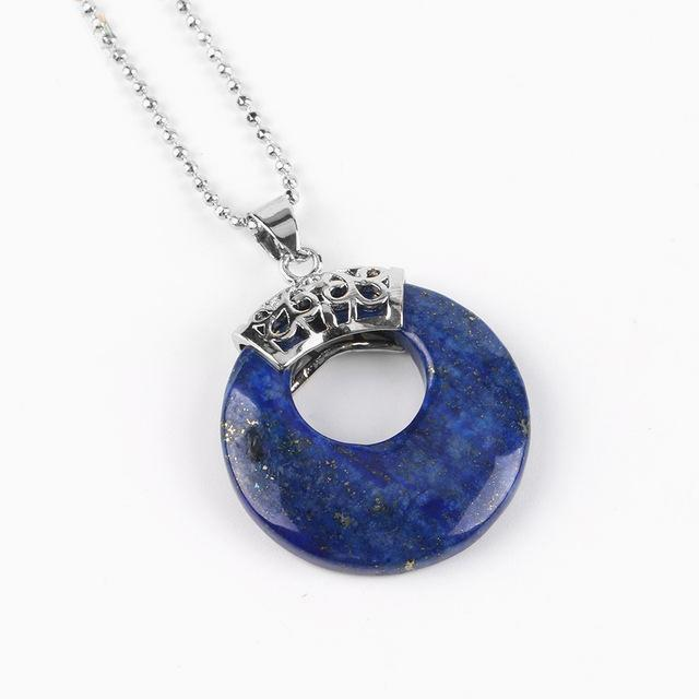 Collier en Lapis Lazuli - Communication - Boutique Namaste