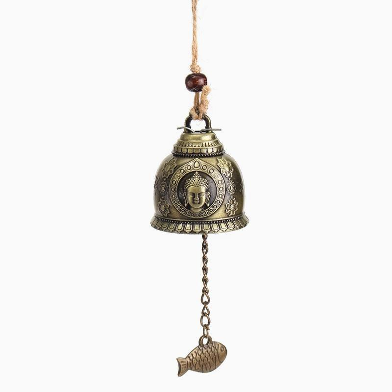Carillon traditionnel de bonne fortune - Boutique Namaste