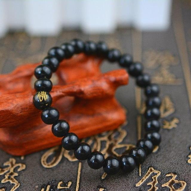 Bracelet de Méditation traditionnel en bois de Santal - Boutique Namaste
