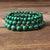 Bracelet en Malachite - Boutique Namaste