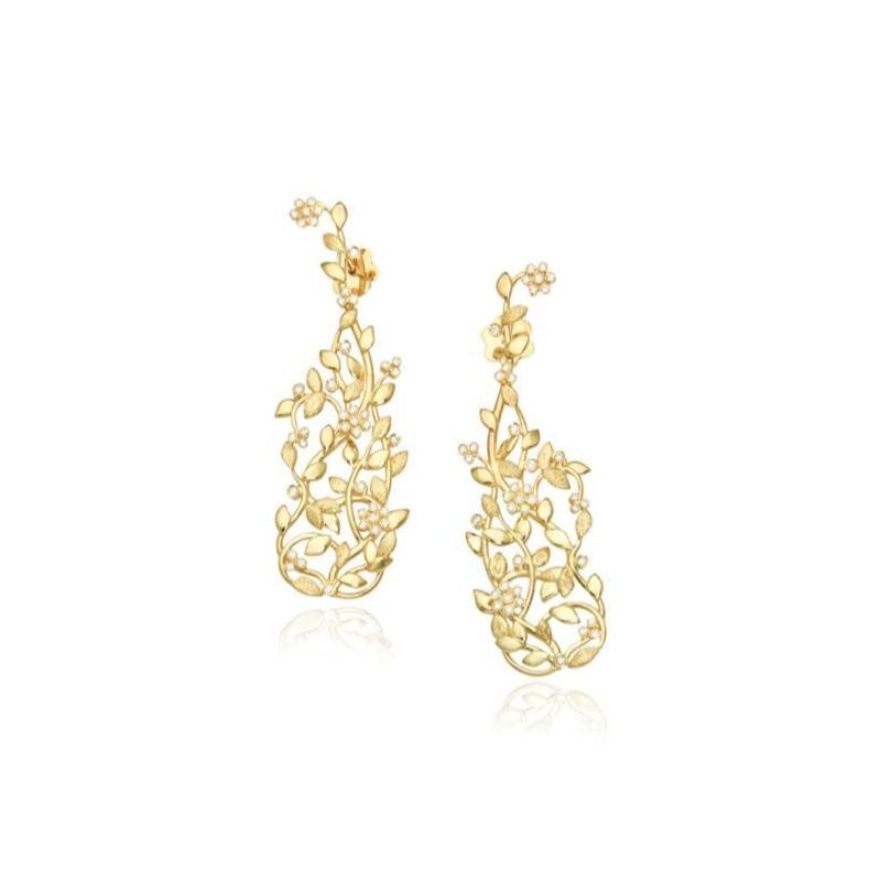 Corolle Earrings