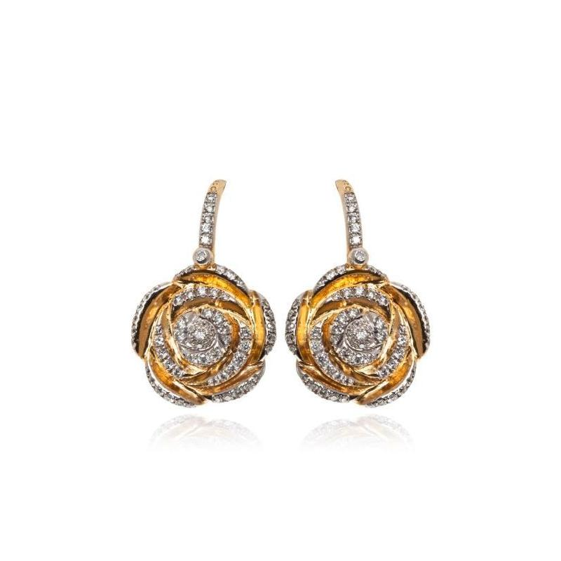 Rosie Diamond Earrings