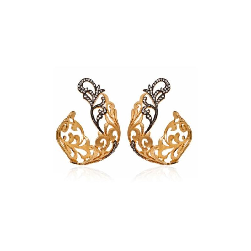 Lys Enchanté Earrings