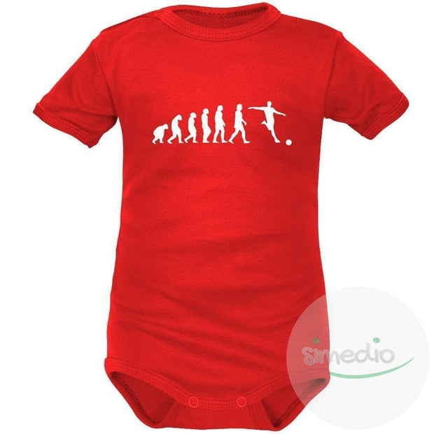 Body bébé de sport : EVOLUTION, , , - SiMEDIO