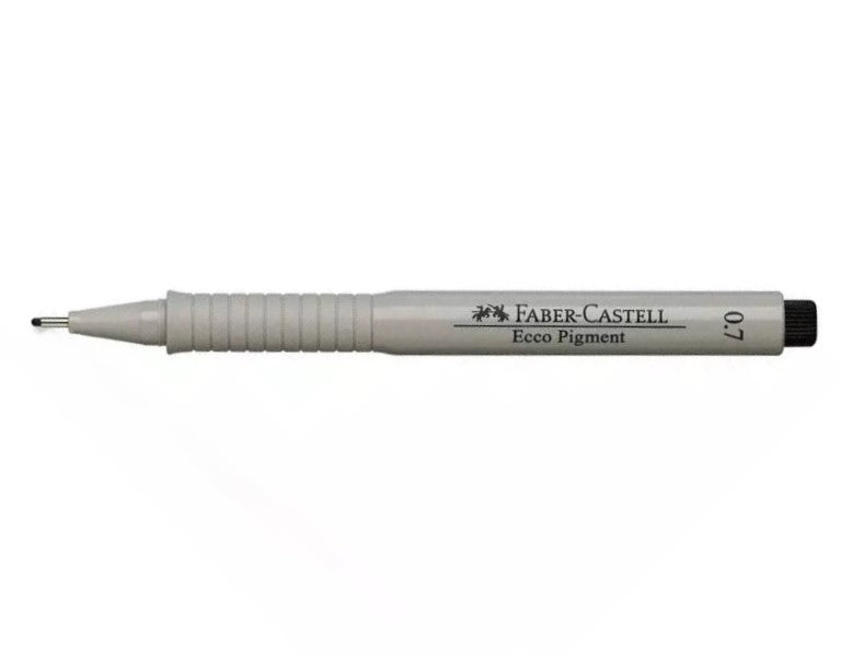 Faber Castell Ecco Pigment 0.7MM