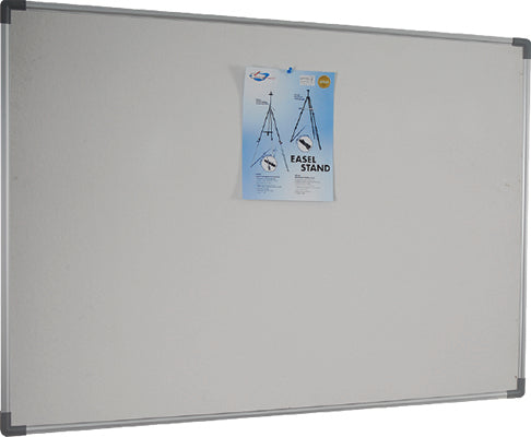 Writebest Noticeboard w/ Alum Frame Soft Board 4' x 6'
