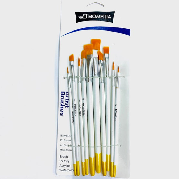 BOMEIJIA Artist Brush Set BM-A0019
