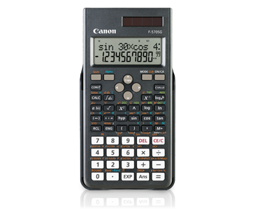 CANON F-570SG Scientific Calculator - 488 Functions