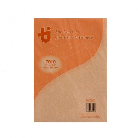 "Dolphin Super Brown Manila Envelope 7"" x 10"" (20pcs/pack)"