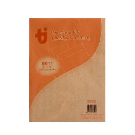 "Dolphin Super Brown Manila Envelope 8"" x 11"" (20pcs/pack)"