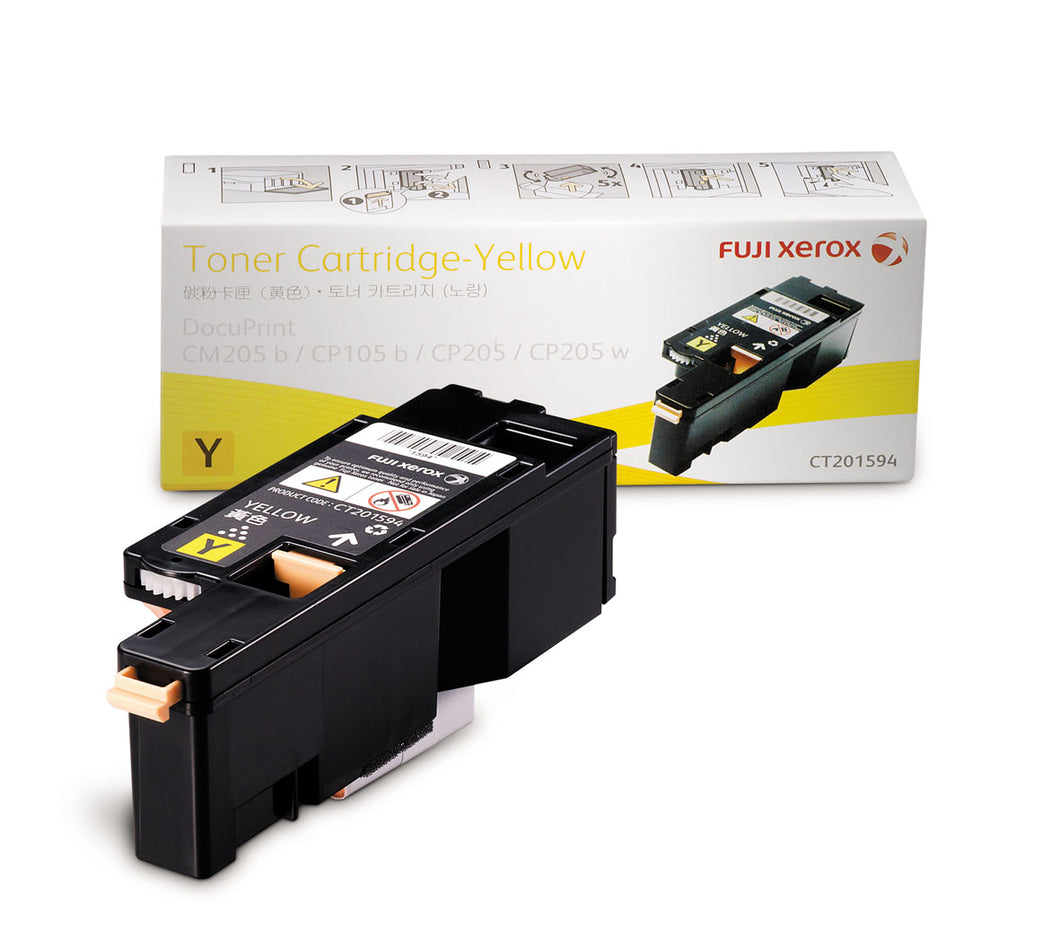Xerox CP105 Yellow Toner 1.4K CT201594
