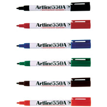 Artline 550A White Board Marker