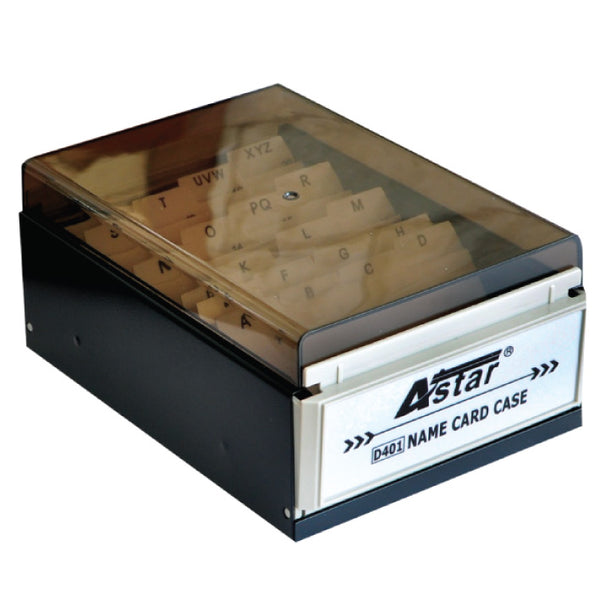Astar Name Card Case D401