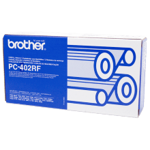 Brother PC402RF 2 Pieces Ribbon (288 PGs)