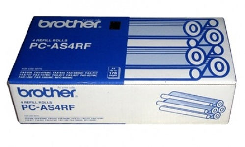 Brother PCAS4RF 4 Pieces Ribbon (700 PGs)