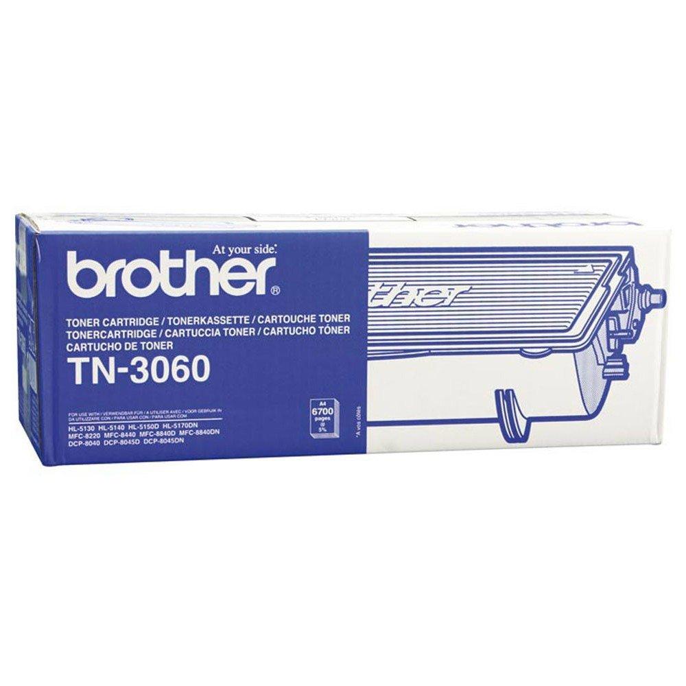 Brother TN-3060 Toner Cartridge (6,700 PGs)