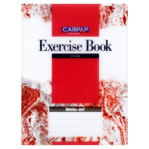 Campap Exercise Book 160PGS CW2514