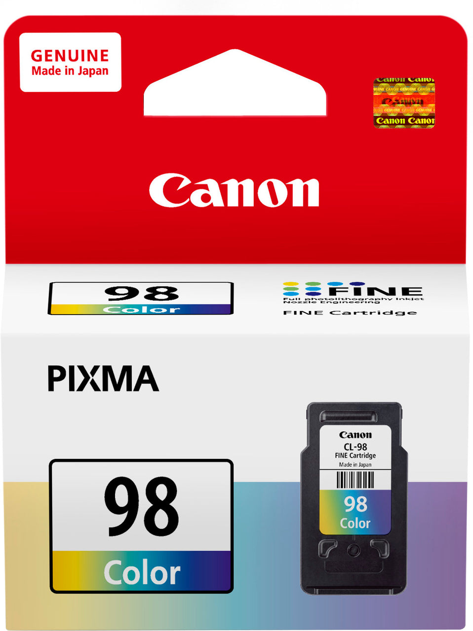 Canon CL-98 Colour Fine Cartridge
