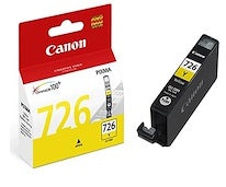 Canon CLI-726 Y Yellow Ink Tank (9ML)