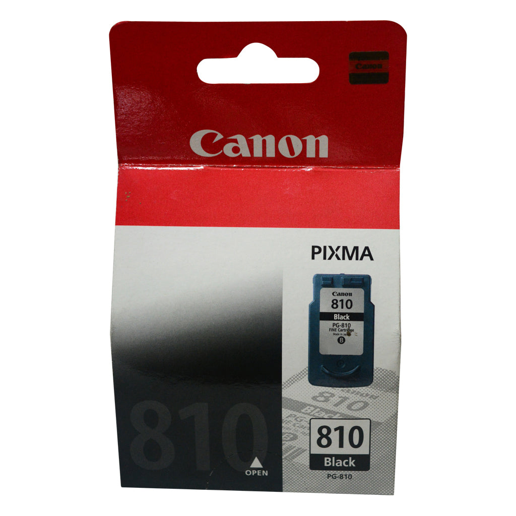 Canon PG-810 Black Ink Tank (9ML)