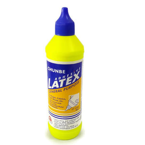 Chunbe Latex Adhesive Glue 8oz/230ML LT1122