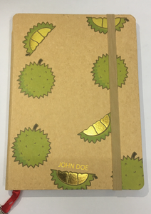 2018 Planner & Notebook - Durian