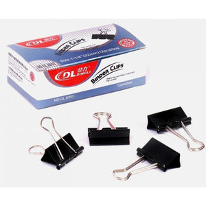 Dingli Binder Clip 32MM DL8353