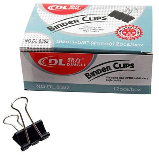 Dingli Binder Clip 41MM DL8352