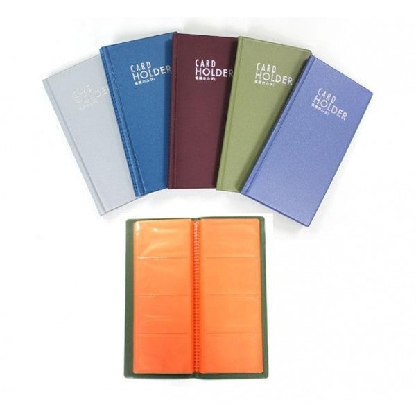 Dolphin Card Holder 120 Pockets DOL-NC120