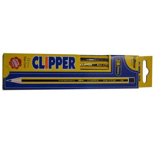 Dolphin Clipper 2B Pencil DOL-CP2B