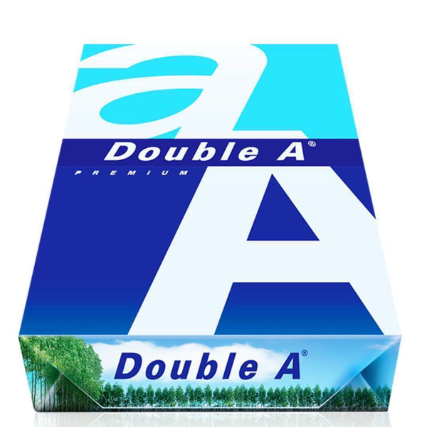 Double A 80GSM A4 Paper (1 ream)