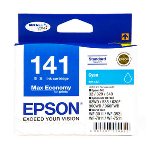 Epson T141290 (T141) ME320/620/ME960FWD (Cyan)