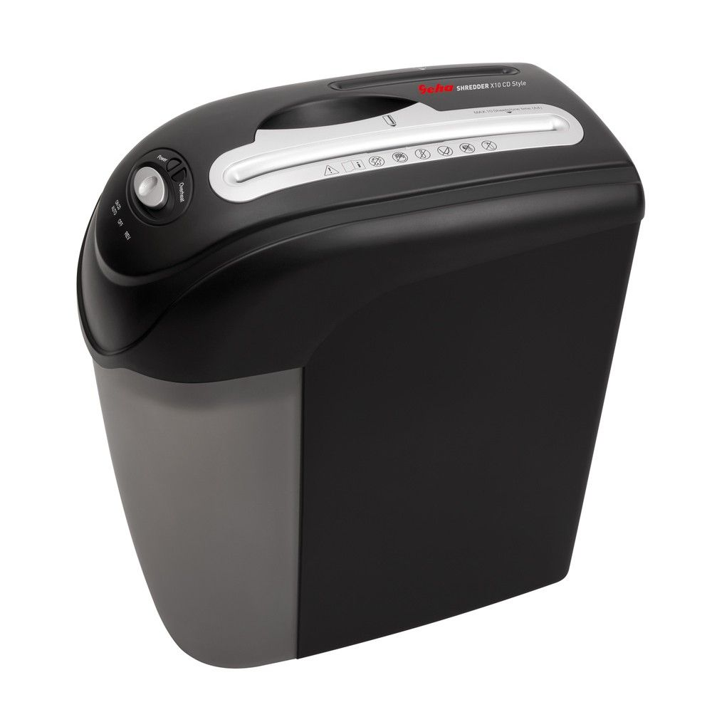 Geha Shredder Home & Office X10CD