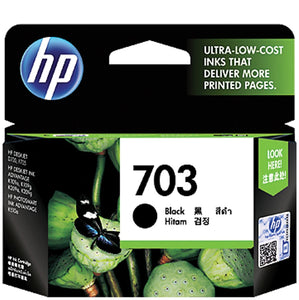 HP CD887AA No 703 (Black)