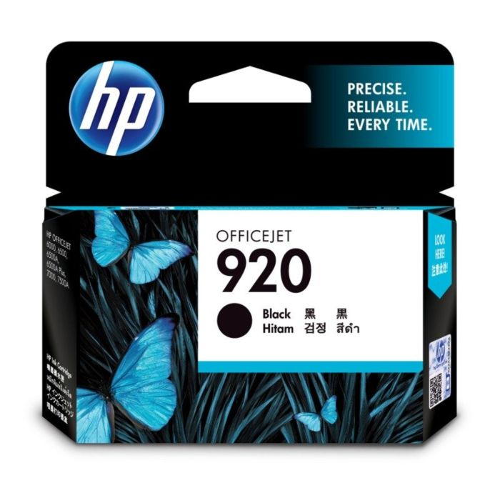 HP CD971AA No 920 (Black)