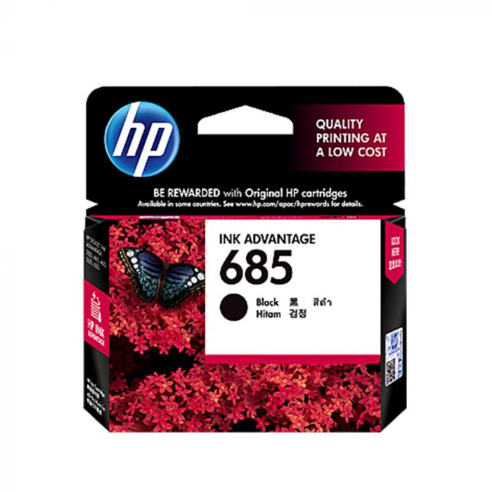 HP CZ121AA No 685 Black Ink Cartridge