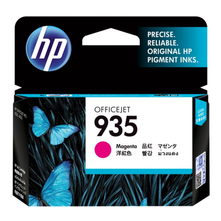 HP Officejet 935 -400PGs Magenta C2P21AA