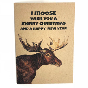 I Moose Wish You